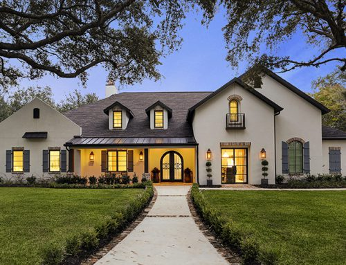 Luxury Lakefront French Country Home 20 minutes from Houston Galleria
