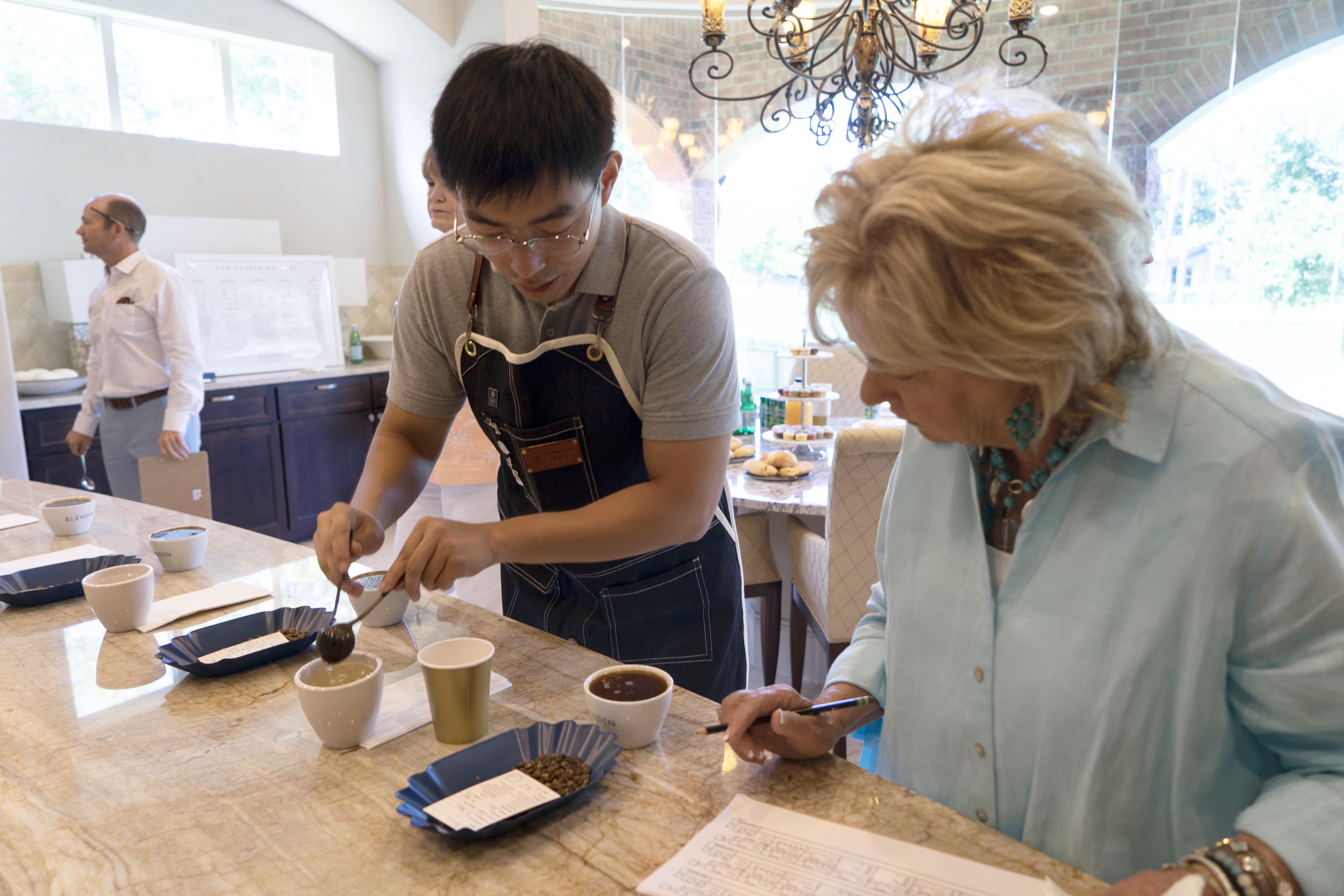 BlendIn Coffee Education