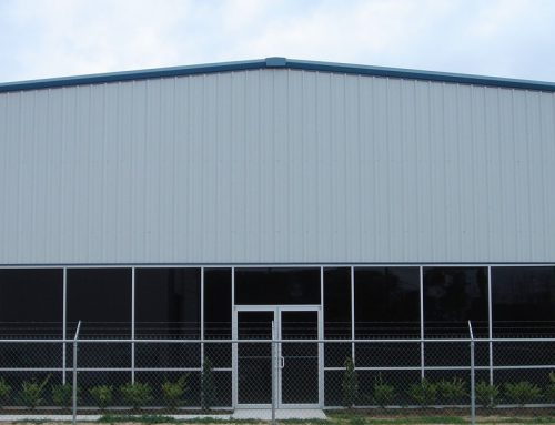 FOR LEASE: 4316 FM 2218 Office/Warehouse