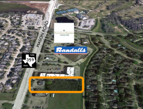 Outstanding user/investor opportunity on Mason Road/FM 359, Richmond Texas